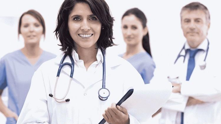 קבוצת רופאים